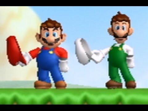 New Super Mario Bros Wii - Coin Battle (2...