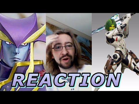 MAX REACTS: Jedah & Gamora Reveal (Marvel Vs.Capcom Infinite)
