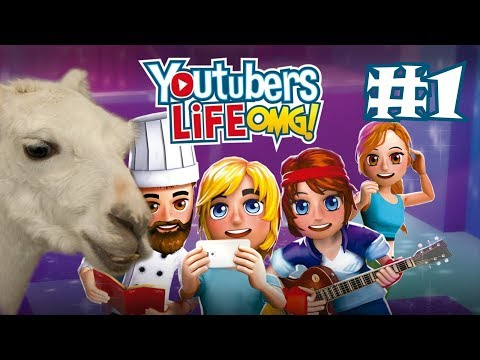 Youtubers Life #1 - New Cooking Channel!