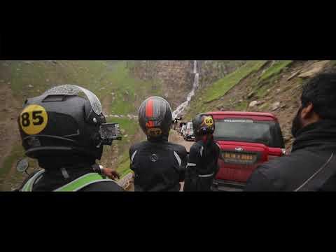 Royal Enfield Himalayan Odyssey 2017 - Keylong to Kaza