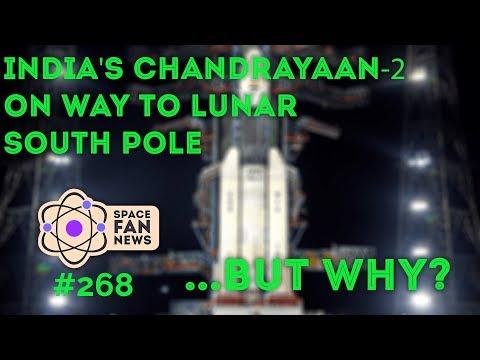 India's Chandrayaan-2 on