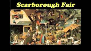 Scarborough Fair Instrumental