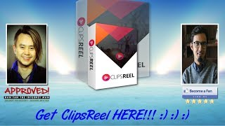 Clips Reel Sales Video Preview - get *BEST* Bonus and Review HERE!