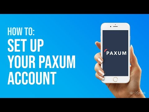 How To: Set Up A Paxum Account For Withdrawals From OnlyFans