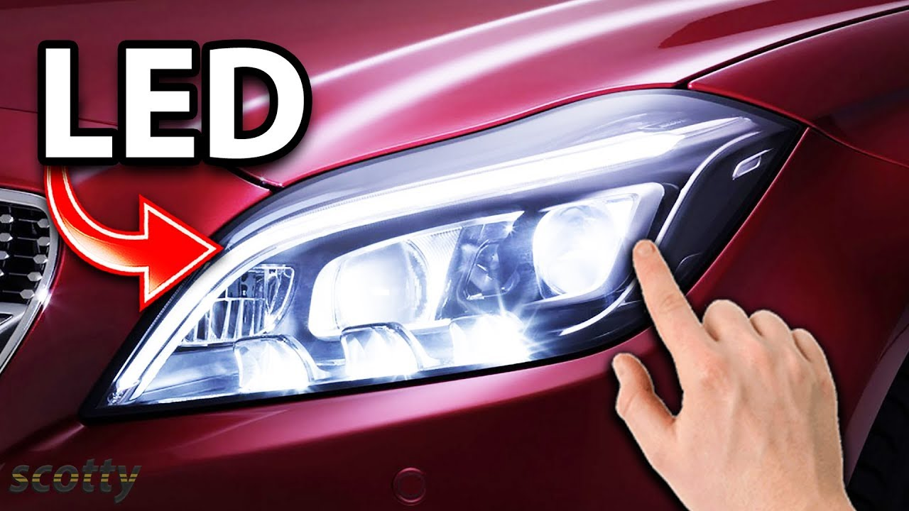 How To Install Led Headlights In Your Car Youtube