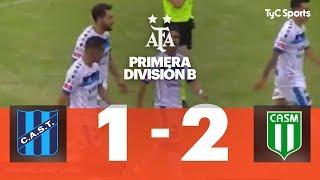 San Telmo 1 VS. San Miguel 2 | Fecha 14 | Primera División B 2019/2020