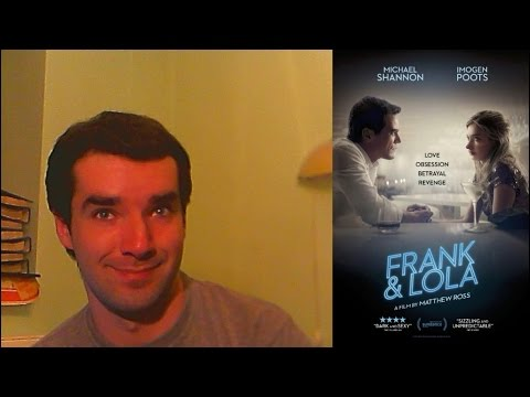 Frank & Lola (2016) - movie review