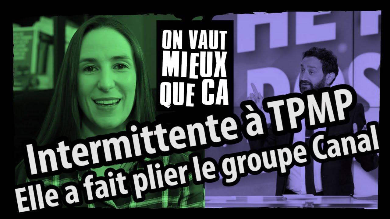 Sophie Tissier L Intermittente De Touche Pas A Mon Poste