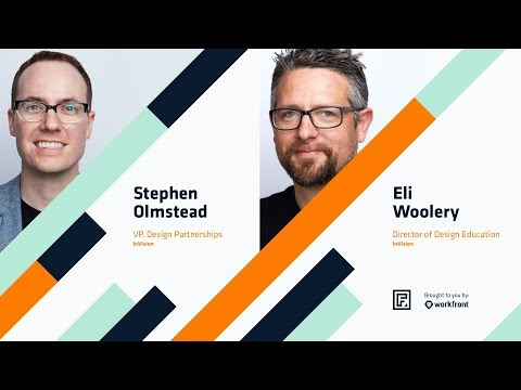 Principles And Practice - Stephen Olmstead And Eli Woolery From InVision