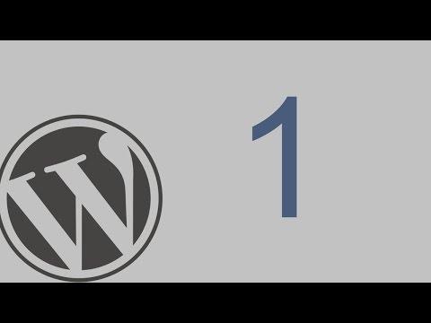 #1 | Como hacer una página web con Wordpress | Hosting, Dominio...