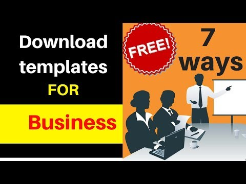 How To Download A Free Infographic Powerpoint Template For Business Presentation,free Ppt Download