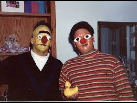 Bert and Ernie destroy RV with truck armed with explosive.