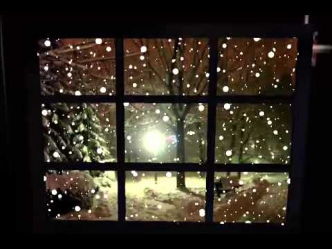 Untitledanim snow window - YouTube