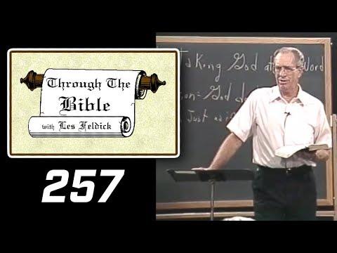 [ 257 ] Les Feldick [ Book 22 - Lesson 2 - Part 1 ] Where Sin Abounds