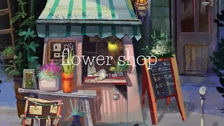 FLOWER SHOP|  Relaxing jazz music, smooth jazz , for relaxing, studying, working screenshot 2