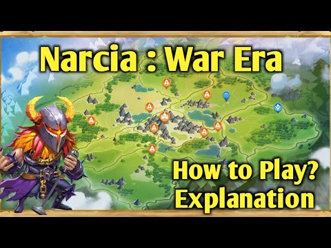 Narcia : War Era | New Gamemode | Explanation And Tips | New Guild Mode | Castle Clsash