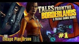 Tales From The Borderlands - Episode 4 - Escape Plan Bravo! CATCH A RIDE!