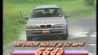 1997 BMW 528i (E39) Road Test