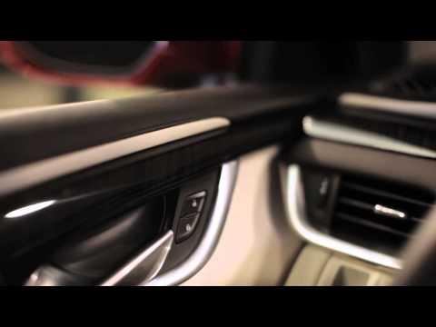 Car Interior Design: Cadillac XTS Materials Selection