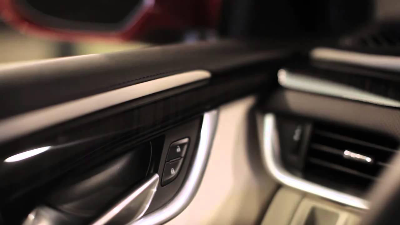 Car Interior Design Cadillac Xts Materials Selection Youtube