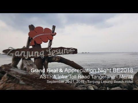 Grand Final & Appreciation Night BE2018
