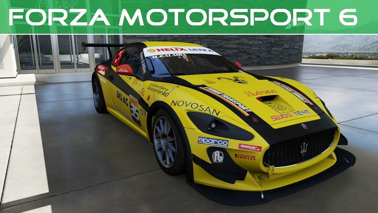 Forza Motorsport 6 2014 Maserati 35 M Calamia Swiss