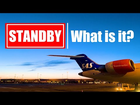 Pilot VLog | What do PILOTS do during STANDBY? A day in the LIFE of a PILOT | Pilot Life
