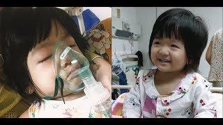 """Bố mẹ bé gái ung thư mong CĐM chung tay cứu sống con: """"Còn 1 tia hy vọng cũng phải cố gắng cứu con"""""""