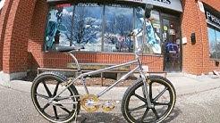 "MONZA 24"" BMX CRUISER w/ SKYWAY Mags Unboxing @ Harvester Bikes"