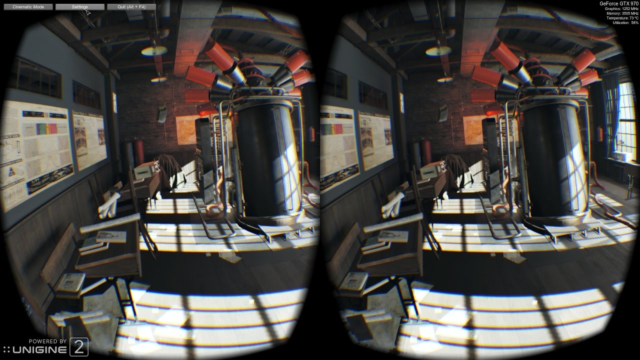 Superposition Benchmark 1 1: Free VR to Everyone | UNIGINE: