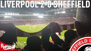 Liverpool v  Sheffield United 2-0 | Story of the match