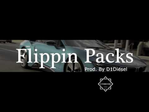 """[FREE]Skippa Da Flippa, Zaytoven Type Beat """"Flippin Packs"""" (Prod. By D1Diesel)"""