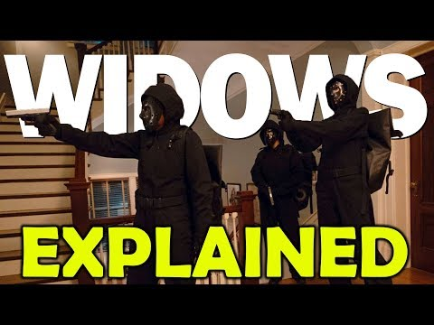Widows (2018) Twist and Ending Explained in 7 minutes