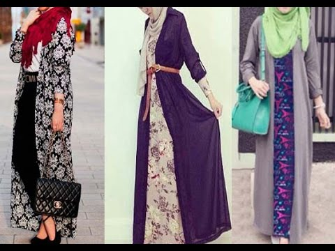 64b76fab2 Casual Hijab Fashion - Cardigan Outfits Style ازياء كاجوال للمحجبات 3 -  YouTube