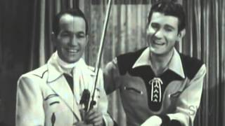 Take Me Back To Tulsa - Tex Williams & Spade Cooley