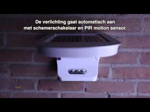 Rob Verlinden Led Tuinverlichting - YouTube