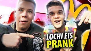 McDonalds PRANK | Die Lochis EIS PRANK...