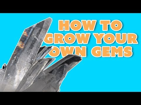 How To CREATE Your Own Gemstone!