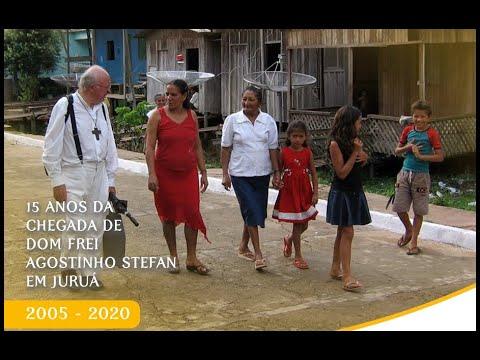 15 anos da chegada de Dom Frei Agostinho em Juruá
