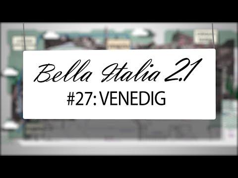 Karneval & Prokuratien - Bella Italia #27: Venedig