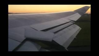 Boeing 747 Amsterdam(AMS) to Bangkok(BKK) takeoff
