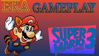 SUPER MARIO BROS 3/ MUNDO 1 (1) / EKA GAMEPLAY #PITUKIS