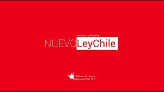 """Nueva versión del sistema """"Ley Chile"""" de la Biblioteca del Congreso Nacional"""