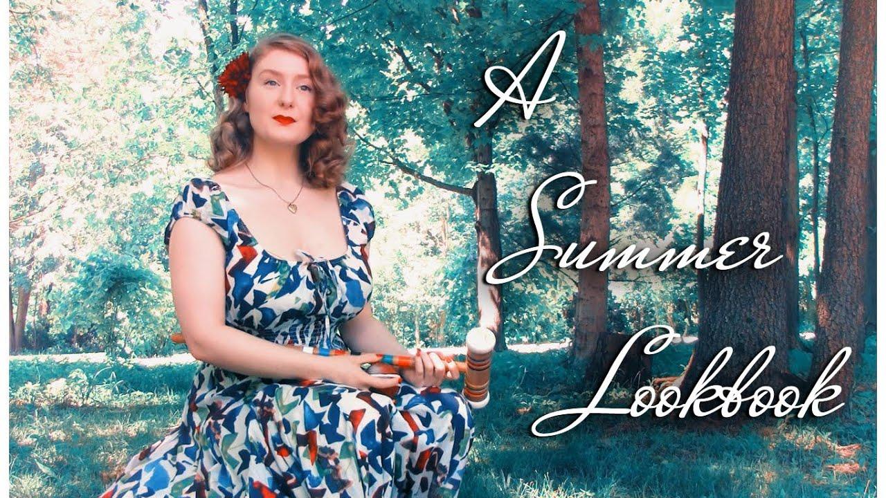 Vintage Summer Lookbook 2019 8