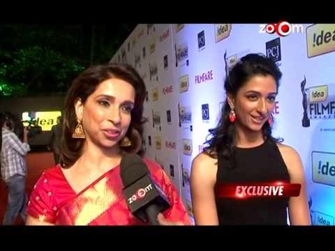 Deepika Padukone   Filmfare 2014 Family