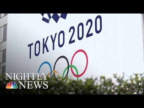 A Look Ahead To The 2020 Summer Olympics In Tokyo | NBC Nightly News