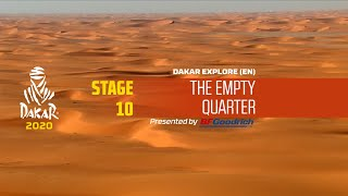Dakar 2020 - Stage 10 - The Empty Quarter