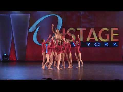 Performance Edge 2 Teen Group Dance Made of Stone