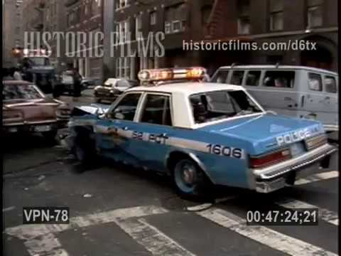 POLICE CHASE ECHO PLACE & GRAND CONCOURSE, BRONX AND 182 STR
