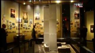 Обама открыл музей, посвященный трагедии 11 сентября 2001.